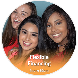 learn more flexible financing